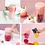 Thumbnail: Portable Fruit Juice Blender 380ml