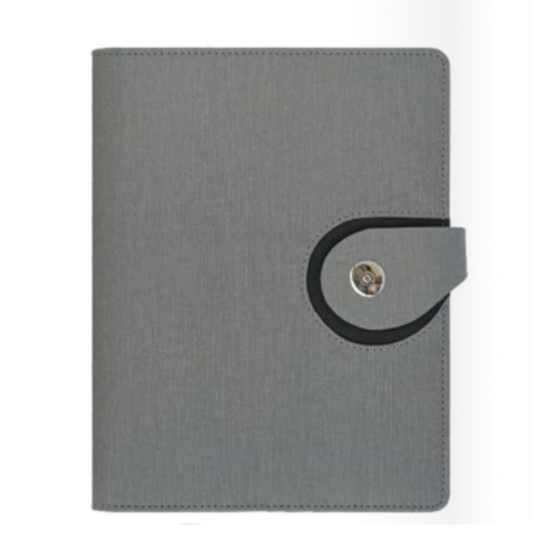 Executive Diary with Magnetic Clip