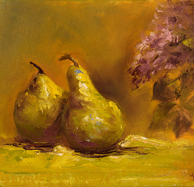 Pears – Sold