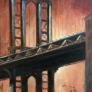 Brooklyn Bridge–Sold