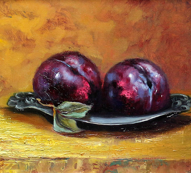 Plums–Sold