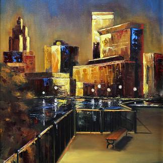 Golden City–Sold