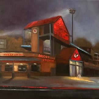 McCoy Stadium–Sold