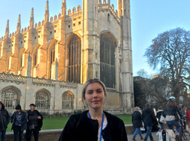 Model United Nations - Cambridge University