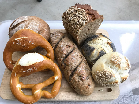 8月のお任せパンとお試しパン