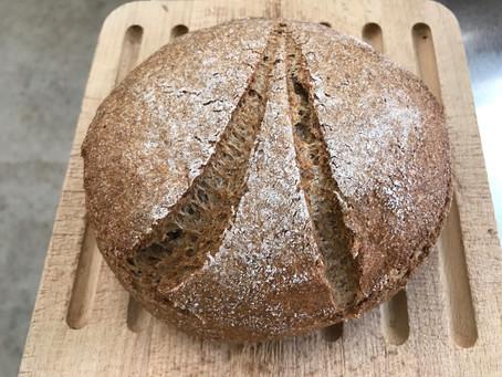 10月のパンの予約販売のご案内