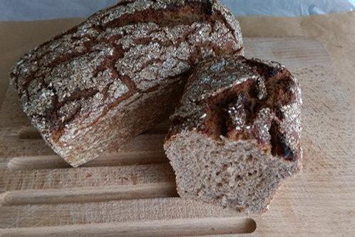 1-1-1 ライ麦全粒パン (ロゲンフォルコルンブロート)