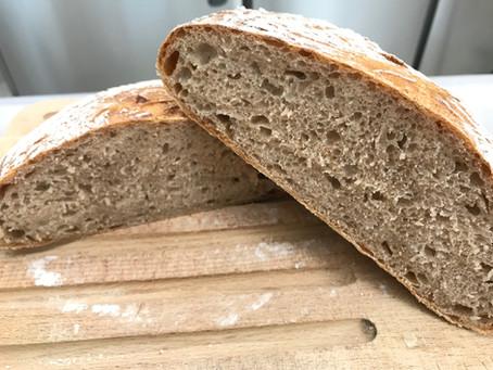 外カリカリ中モチモチのパンへ_パート2