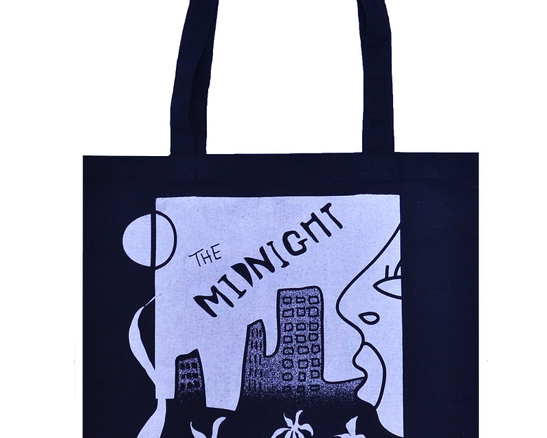 MIDNIGHT MEANDER / BAG