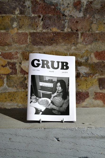 GRUB: ISSUE TWO