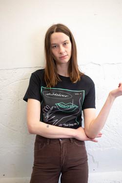 Retro Jazz t-shirt