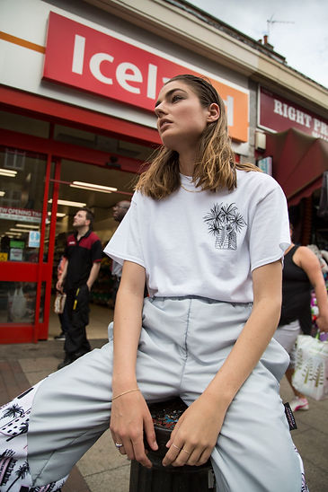 shell suit trackpants