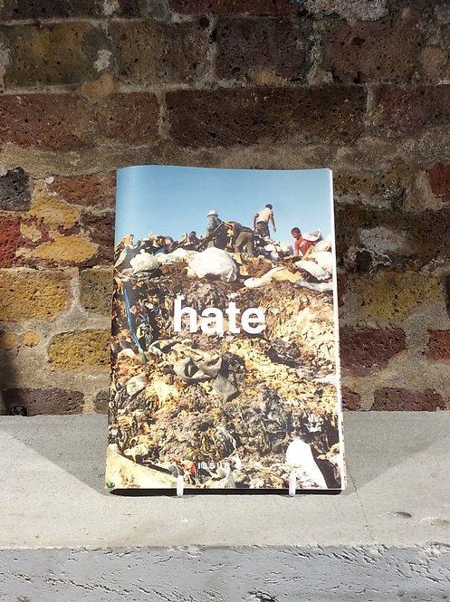HATE ZINE: THE ENVIRONMENTAL ISSUE