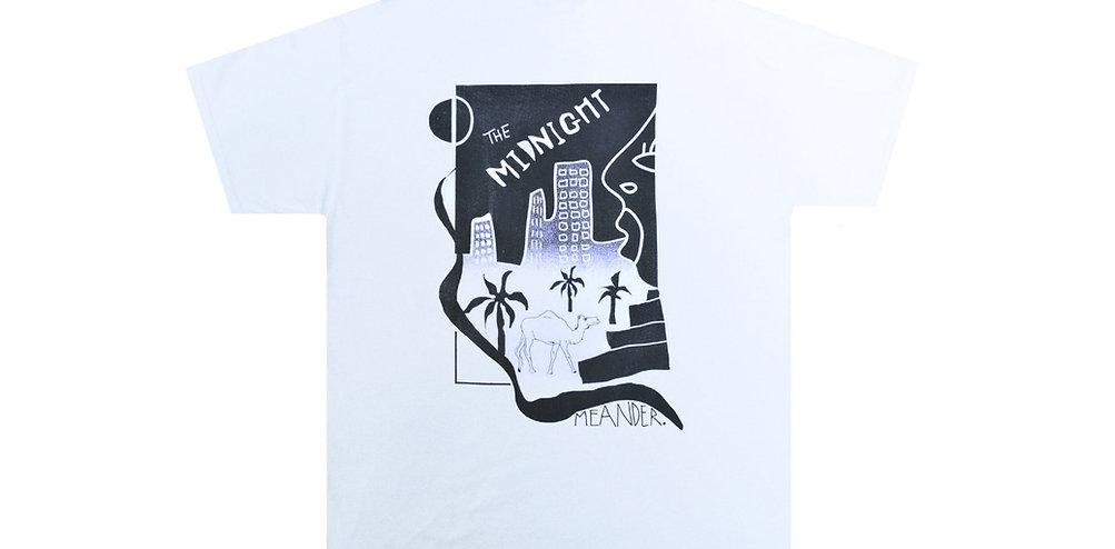 MIDNIGHT MEANDER / WHITE