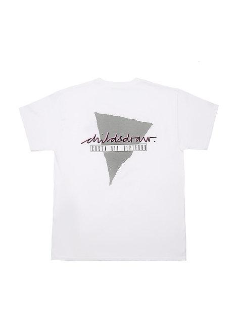 hand screen print, tshirt, skater, 80s, miami, vice, streetwear, sportswear, urban, london, city, logo, illustration, cotton,