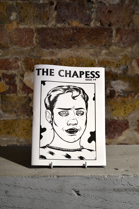 THE CHAPESS: ISSUE 9