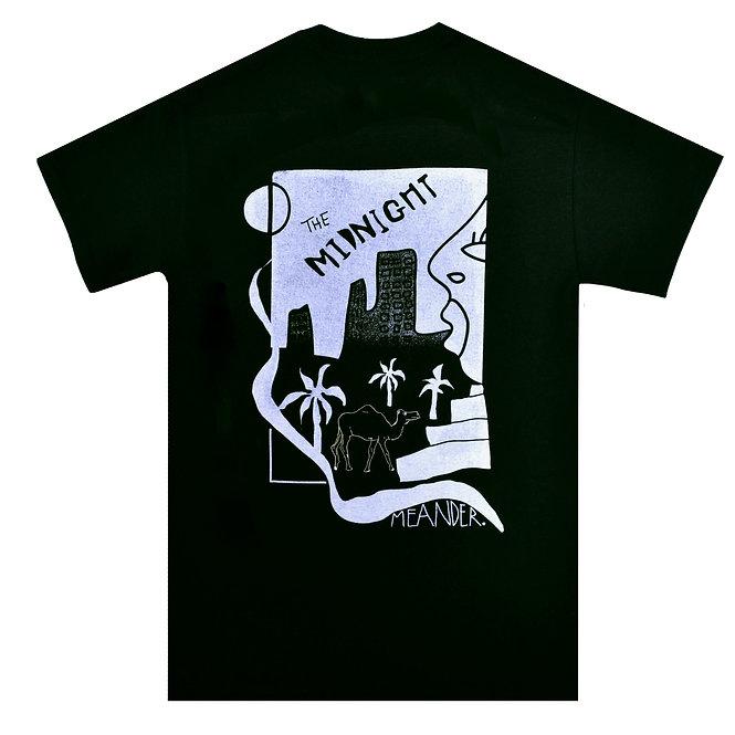 MIDNIGHT MEANDER / BLACK