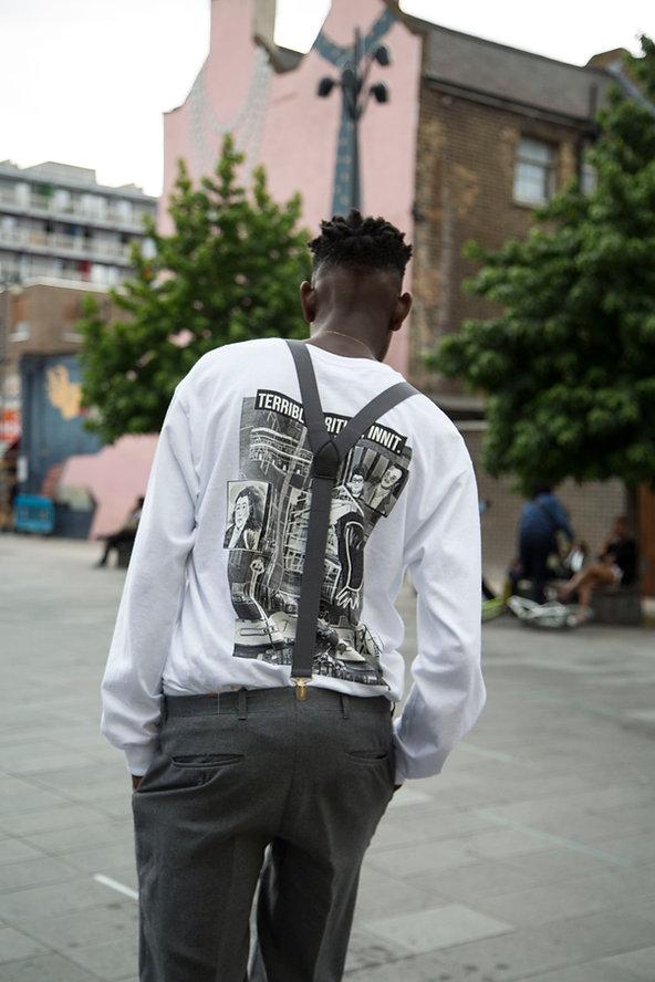deptford collage tshirt