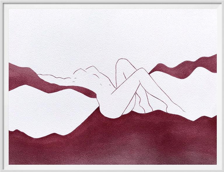 Sabrina Wine Art