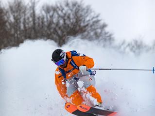 スキー写真を撮るときに気にしているもの
