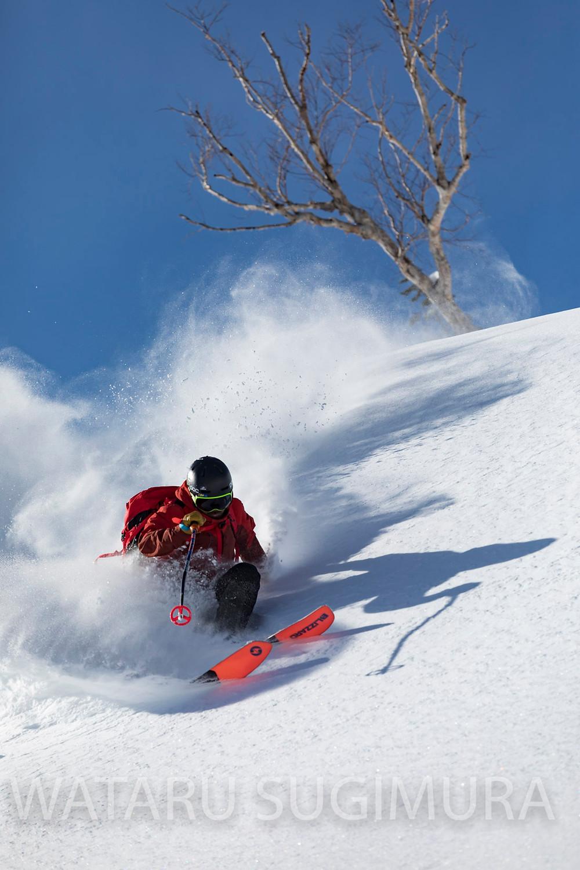 skier: Macha