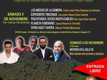 I ENCUENTRO DIVULGADORES DEL MISTERIO (VALLEHERMOSO)