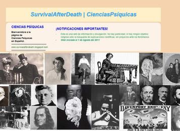SurvivalAfterDeath | CienciasPsíquicas