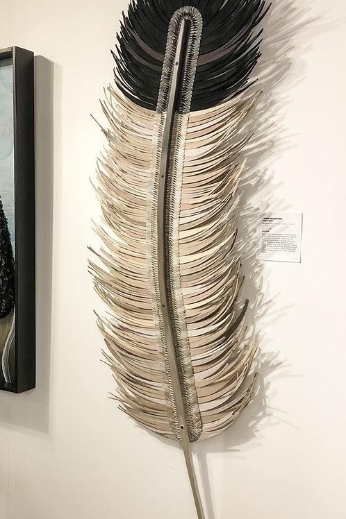 HONOR & FREEDOM (Eagle Feather)