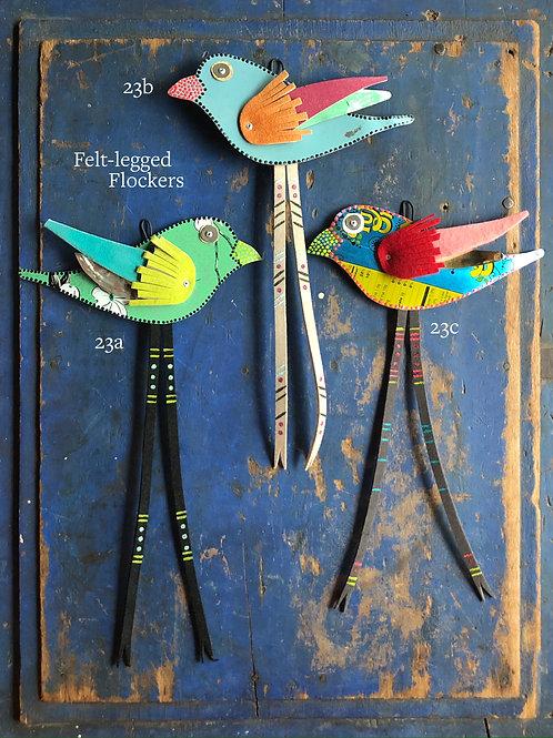 Felt-legged Flockers 23-26