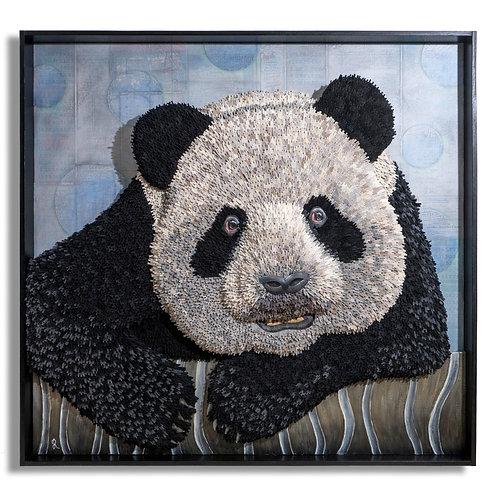 """""""BALANCED, GENTLE & STRONG"""" Giant Panda"""