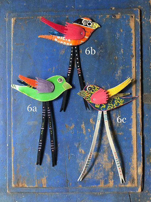 Felt-legged Flockers 6-12