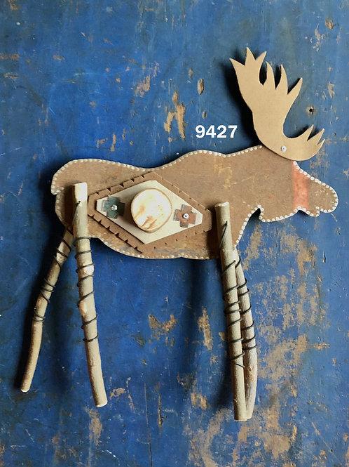 Rustic Moose 9424-9427