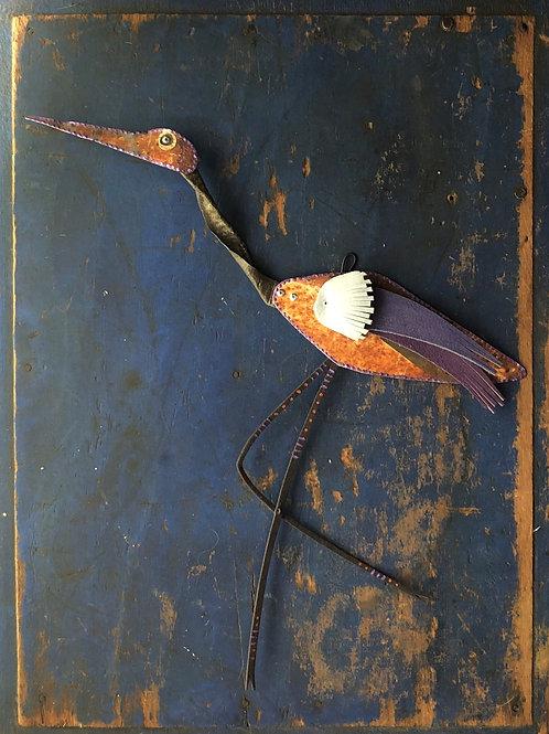 Rustic Heron prototype