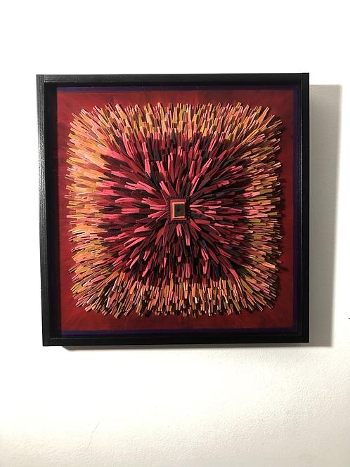 Emergence (Red/Orange)