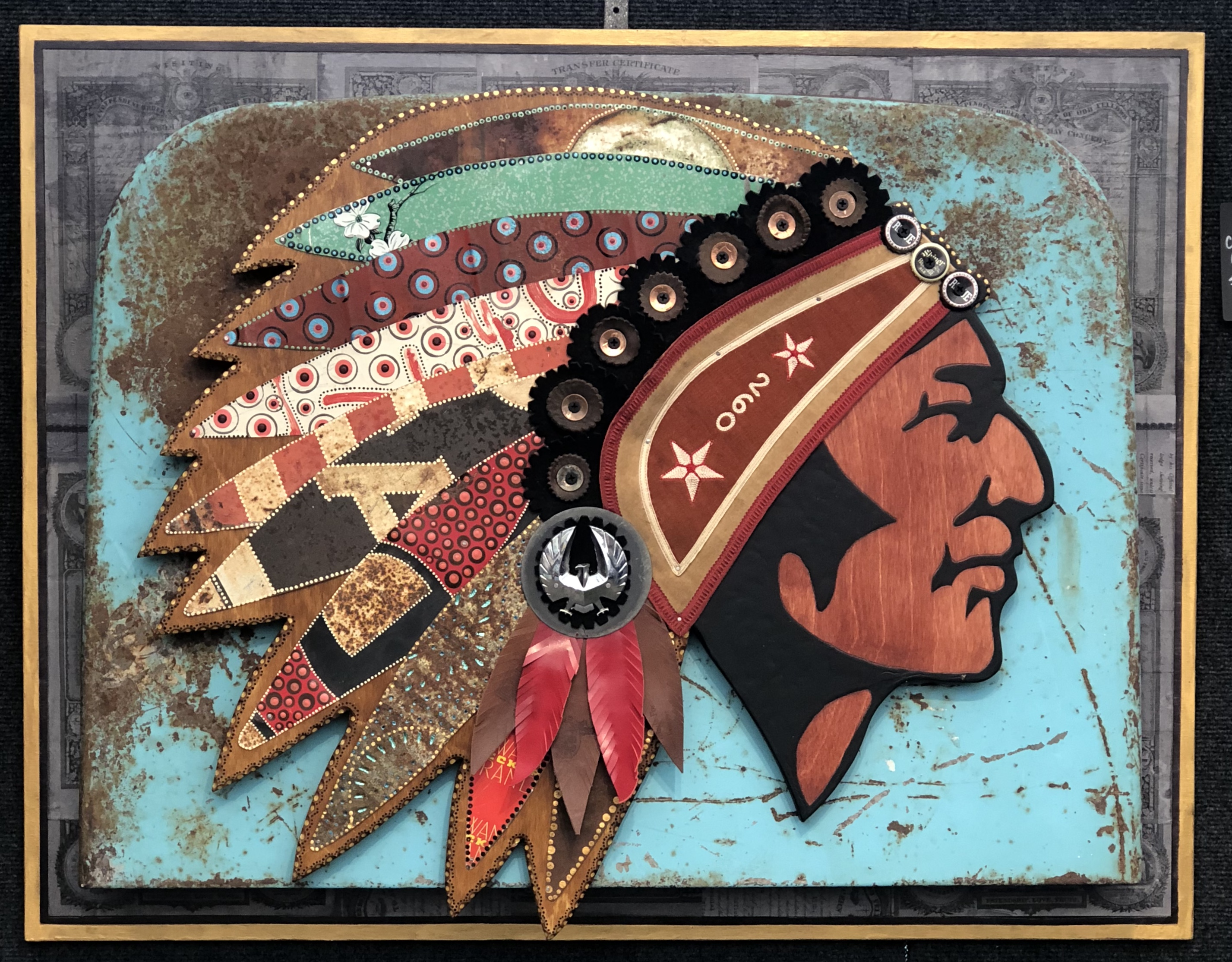 Turq Chief Greeley