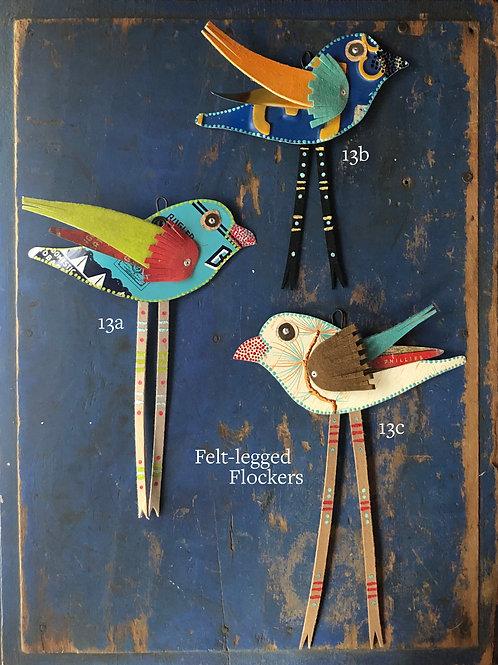 Felt-legged Flockers 13-22