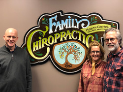 Family Chiropractic Sign