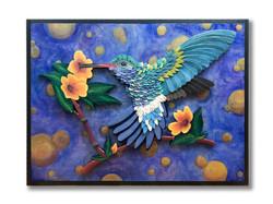 Flat-billed Hummingbird