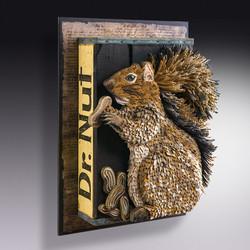 "Squirrel ""DR. NUT"""