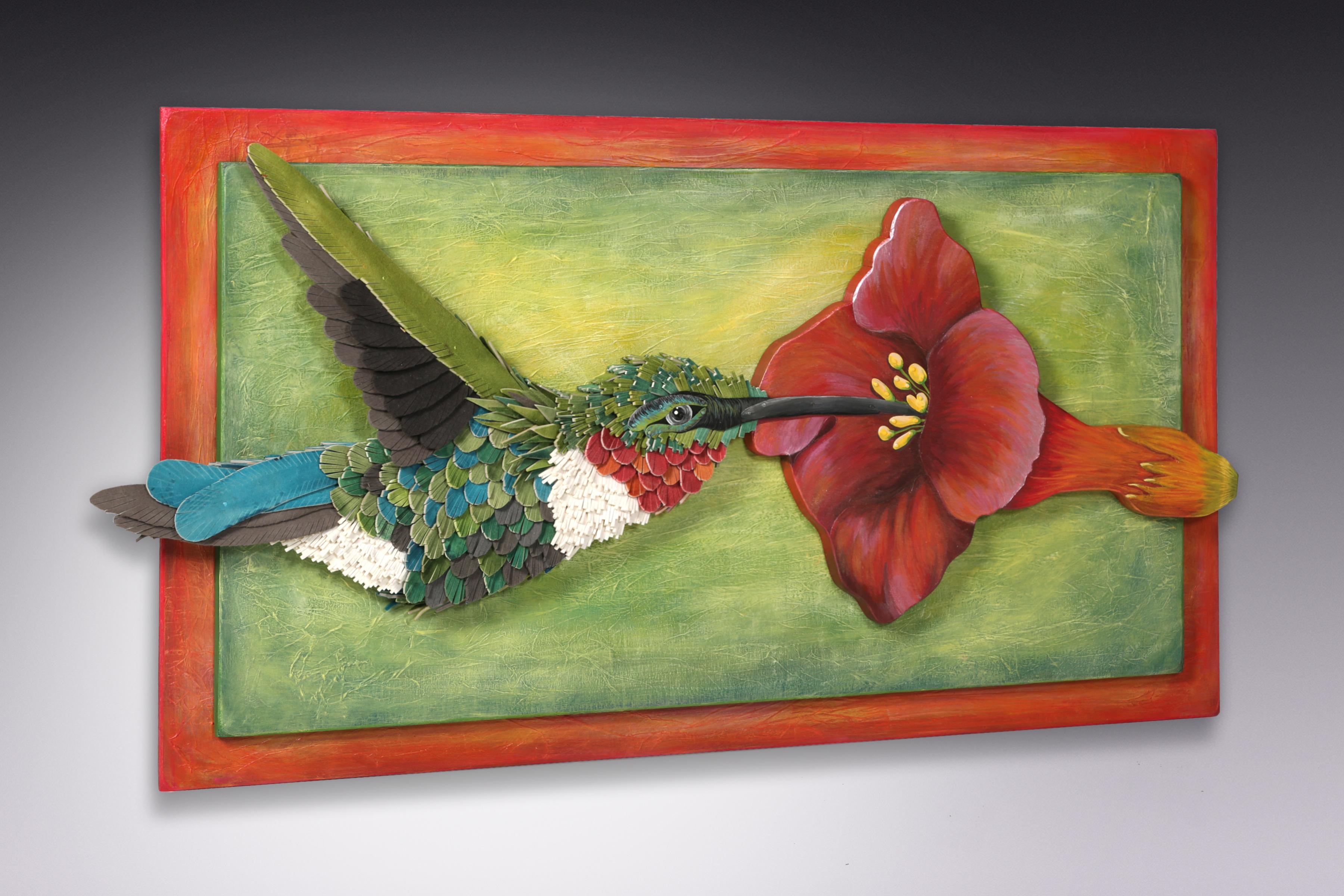Hummer&Flower