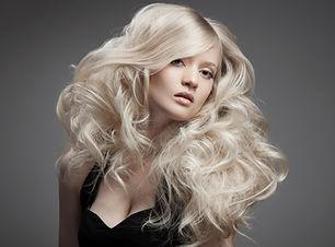 cheveux blond