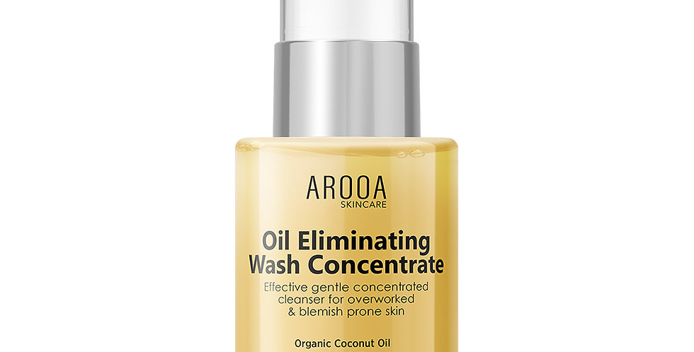 Oil Eliminating Wash Concentrate