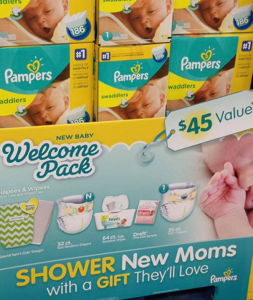DW & Pampers