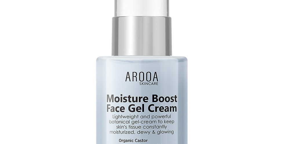Moisture Boost Face Gel Cream