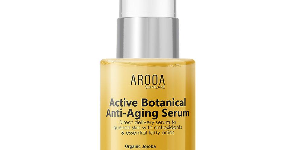 Active Botanical Anti-Aging Serum