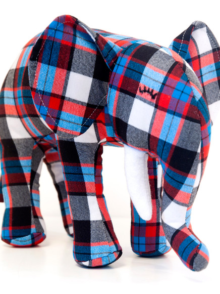 Color Zoo Plush