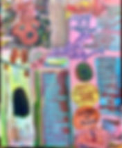 Lies and Misdimeanors, 24X30_, acrylic.j