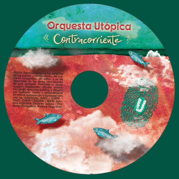 Orquesta Utópica - Contracorriente