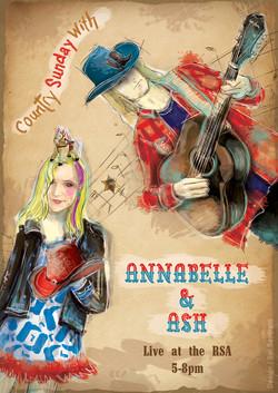 Annabelle & Ash