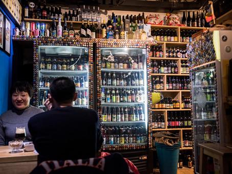 Drie beste bier bestemmingen in Azië!